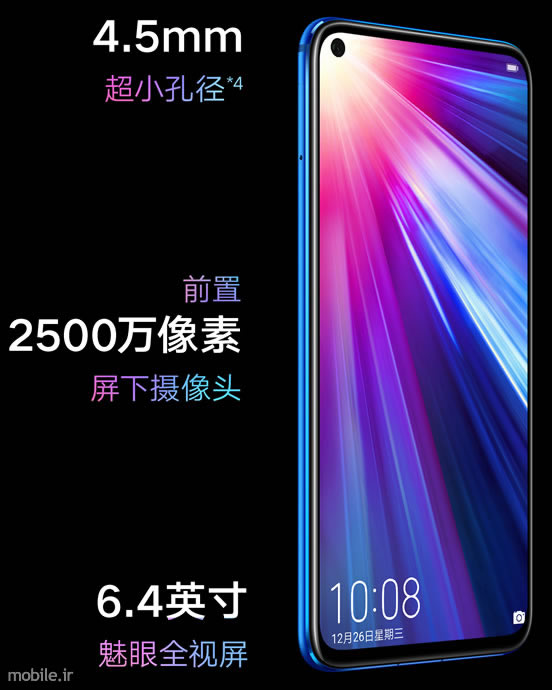Introducing Honor V20