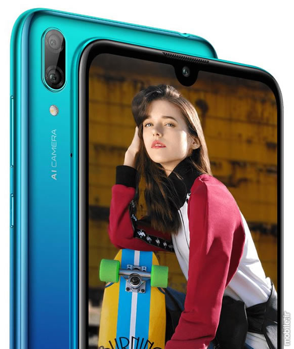 Introducing Huawei Y7 Pro 2019