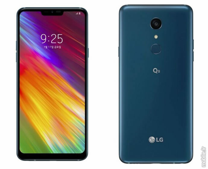 Introducing LG Q9