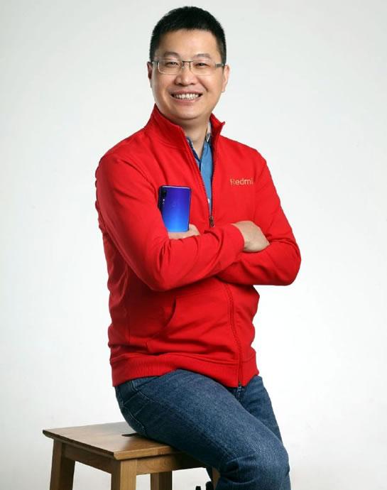 Lu Weibing Redmi President