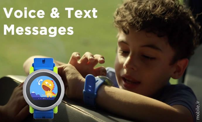 Introducing Coolpad Dyno LTE Connected Kids Smartwatch
