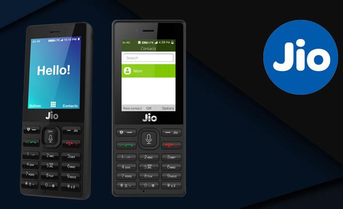 Jio Phone 4G