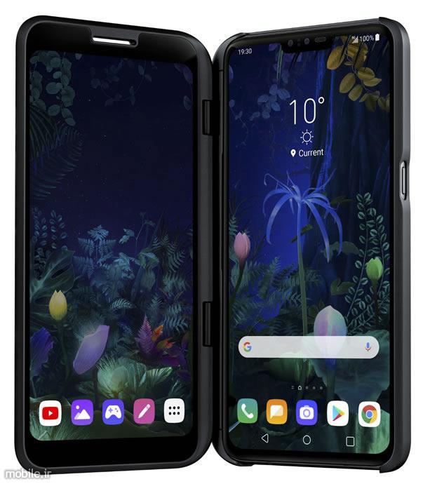 Introducing LG G8 ThinQ G8s ThinQ and V50 ThinQ 5G