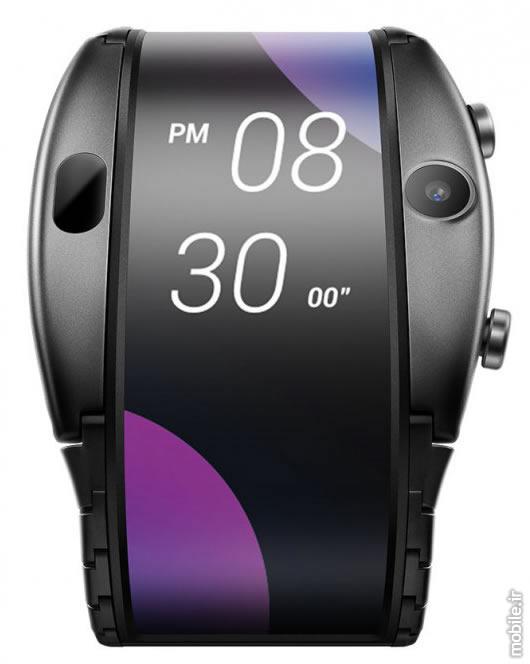 introducing nubia alpha smartwatch