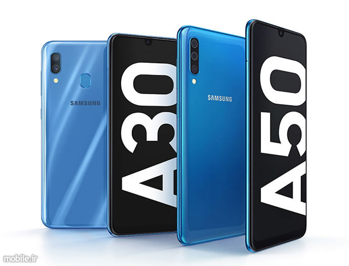 Introducing Samsung Galaxy A50 and Galaxy A30