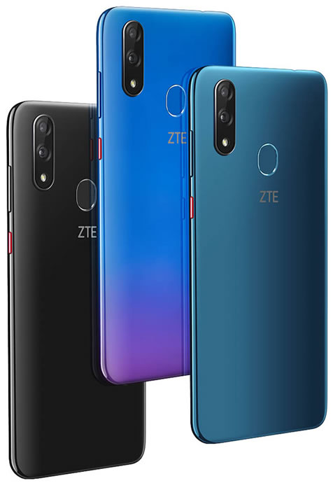 Introducing ZTE Axon 10 Pro 5G
