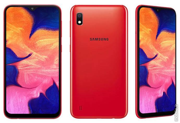 Introducing Samsung Galaxy A10