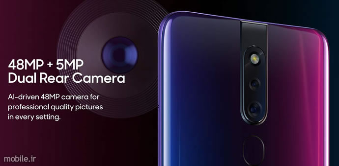 Introducing Oppo F11 Pro