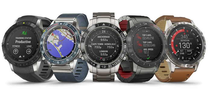 Introducing Garmin Marq Smartwatches