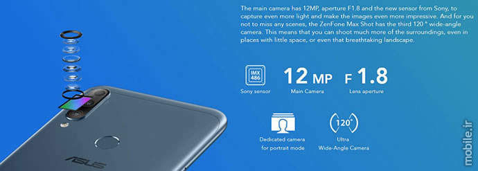 Introducing Asus Zenfone Max Shot and Zenfone Max Plus
