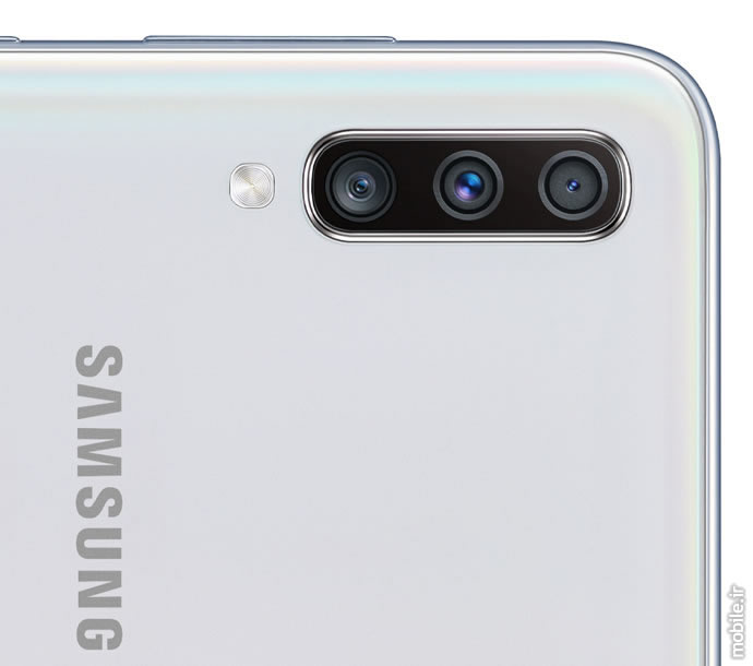 Introducing Samsung Galaxy A70
