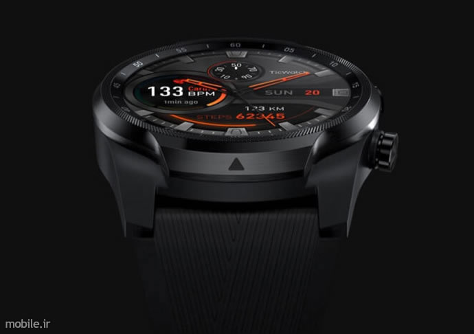 Introducing Mobvoi TicWatch Pro 4G