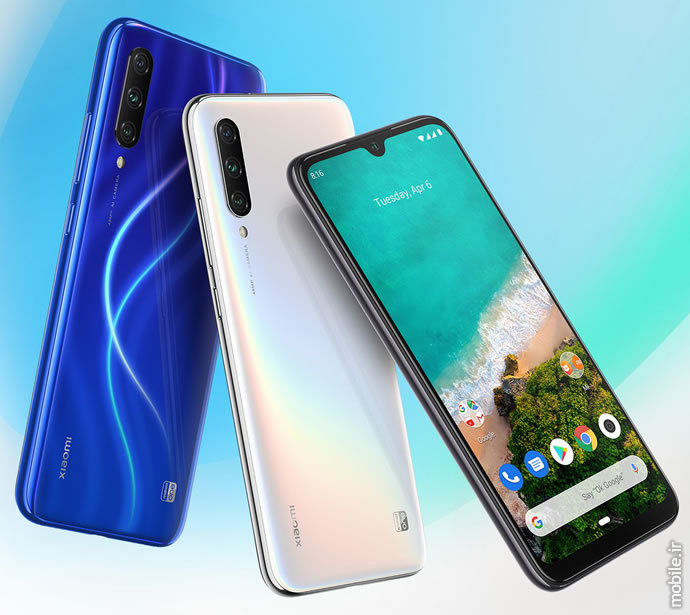 Introducing Xiaomi Mi A3