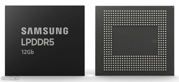 Introducing Samsung 12Gb LPDDR5 Mobile DRAM