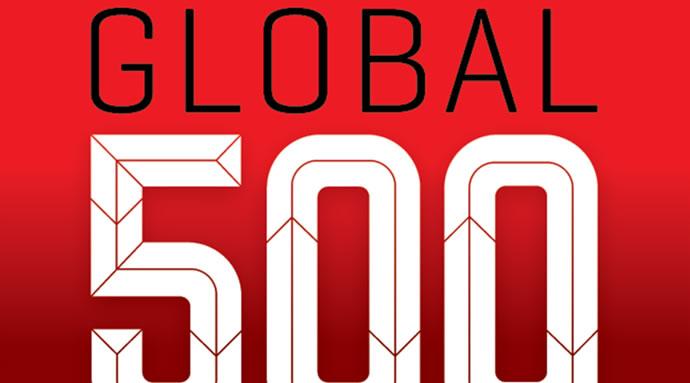 Fortune Global 500 Ranking 2019