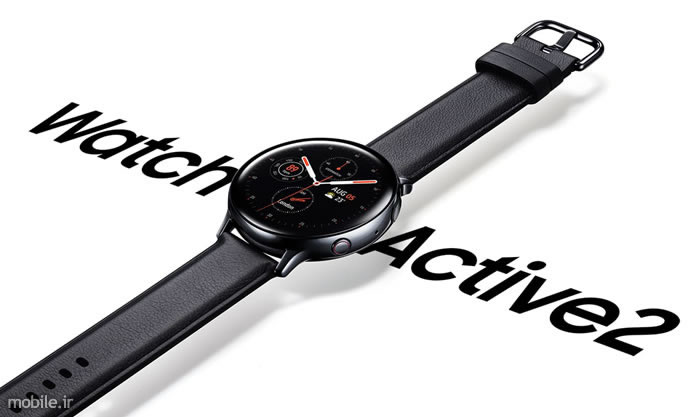 Introducing Samsung Galaxy Watch Active2