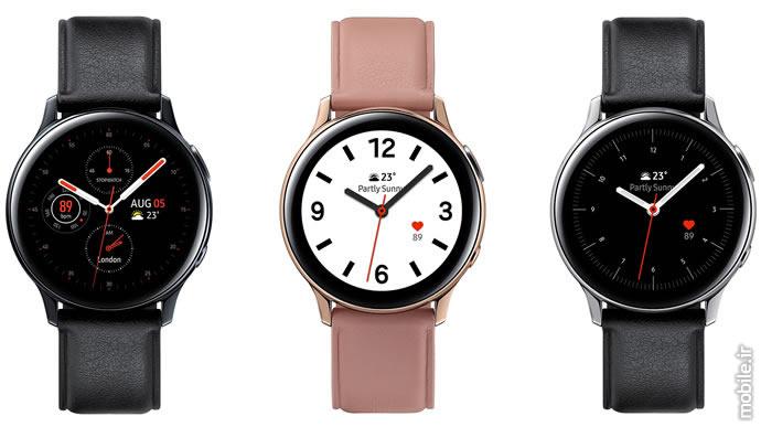 Introducing Samsung Galaxy Watch Active2
