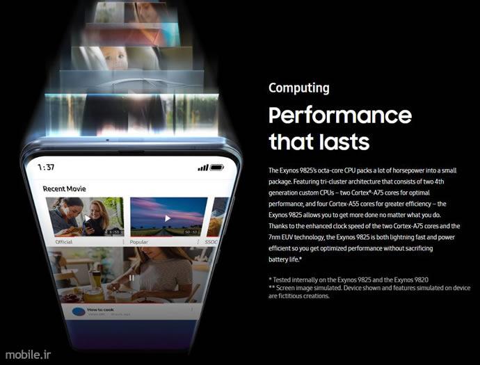 Introducing Samsung Exynos 9825 SoC