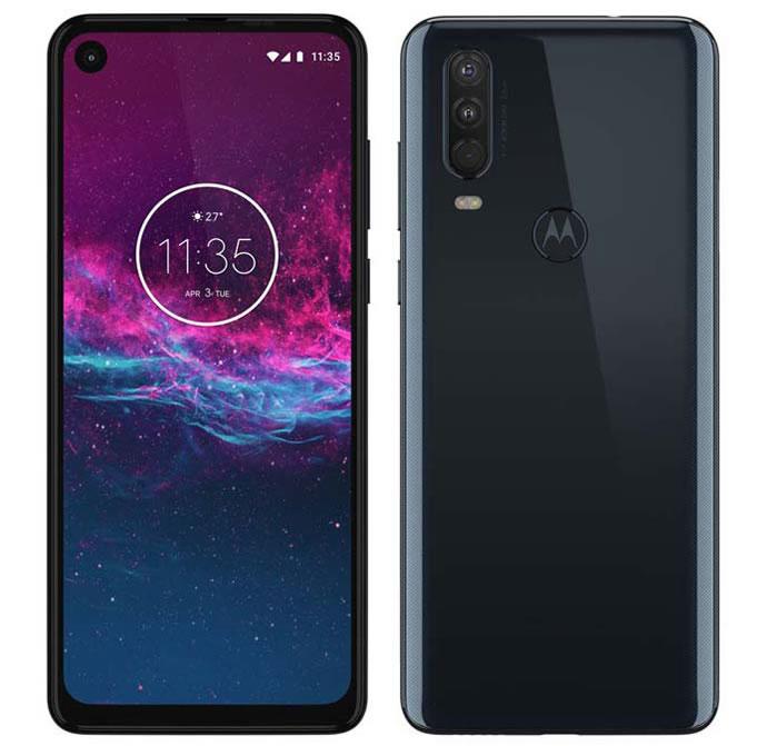 Introducing Motorola One Action