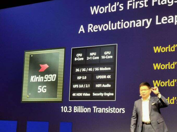 ِIntroducing Huawei Kirin 990 SoC