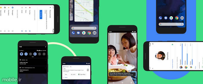 ِIntroducing Android 10