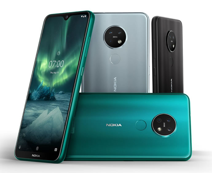 ِIntroducing Nokia 7.2 and Nokia 6.2