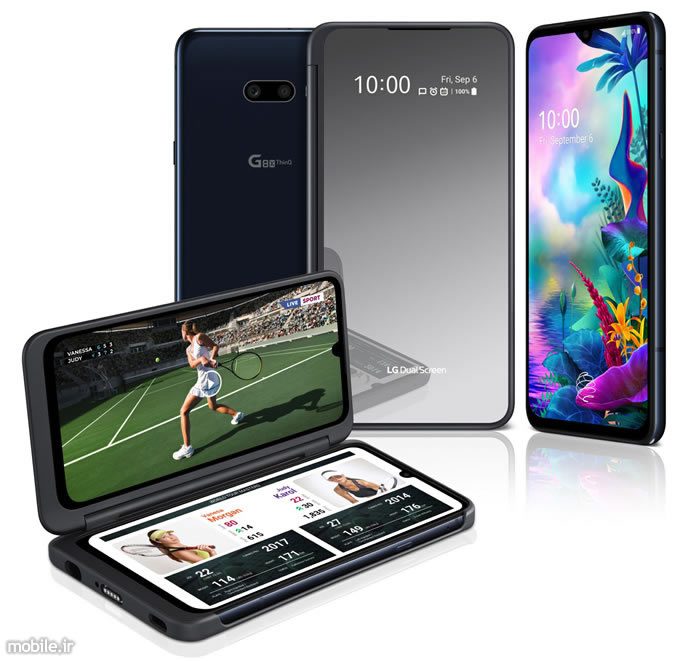 ِIntroducing LG G8X ThinQ