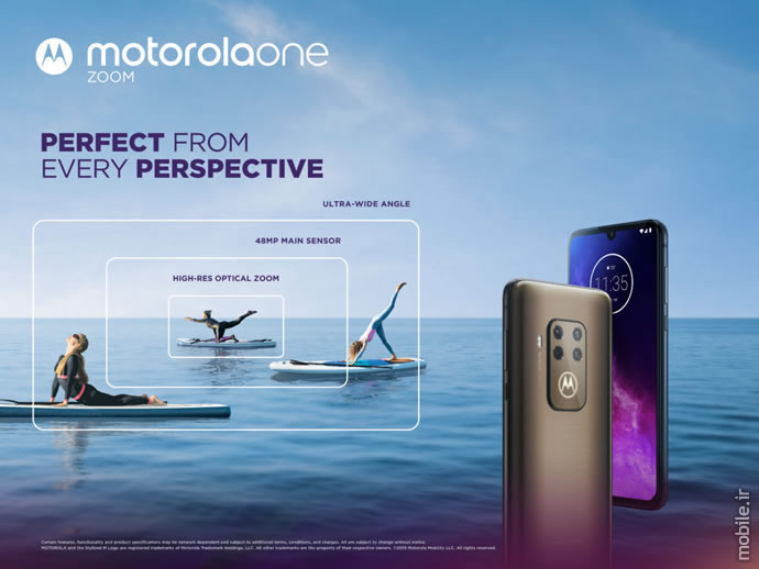 Introducing Motorola One Zoom