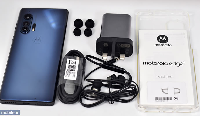 Motorola Edge Plus - موتورولا اج پلاس