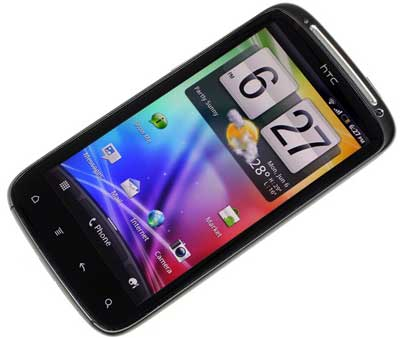 www.writeage.comimageshtcsensationmobilereview04.jpg HTC Sensation اولین غول دوهسته ای تایوان