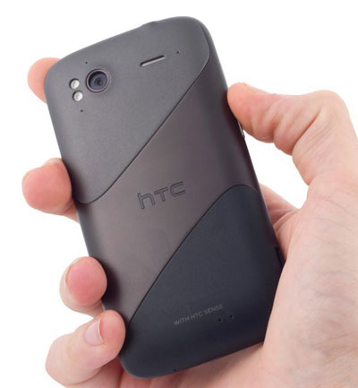 www.writeage.comimageshtcsensationmobilereview11.jpg HTC Sensation اولین غول دوهسته ای تایوان