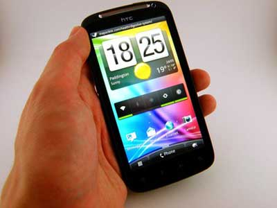 www.writeage.comimageshtcsensationmobilereview44.jpg HTC Sensation اولین غول دوهسته ای تایوان