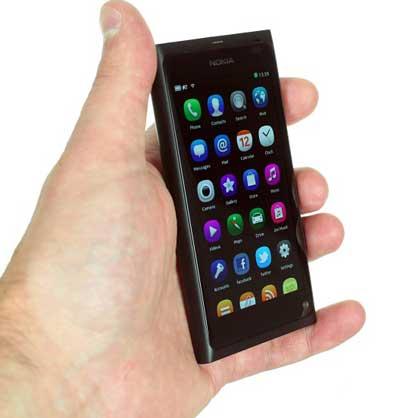www.writeage.comimagesnokian9preview03.jpg برسی تخصصی Nokia N9 همه آنچه می خواهید بدانید