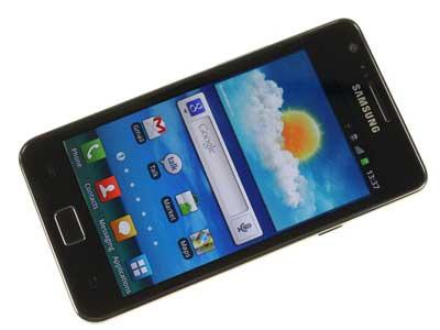 www.writeage.comimagessamsunggalaxysiimobilereview06.jpg Samsung I9100 Galaxy S II کهکشانی بی نظیر